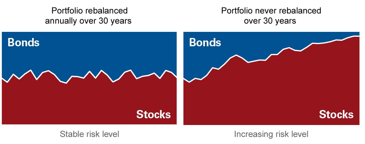 Monitoring risk & rebalancing | Vanguard
